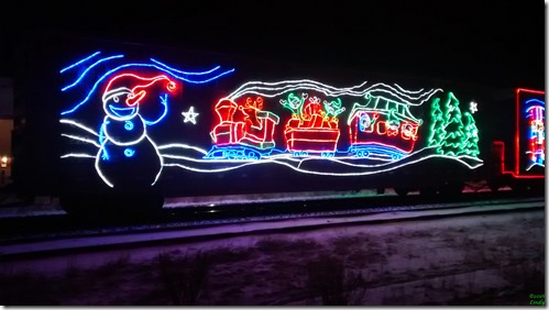 Holiday Train JS 1