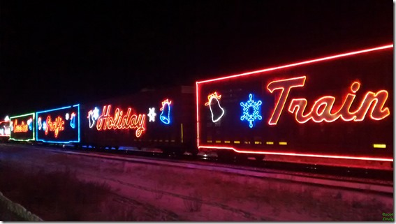 Holiday Train JS 3
